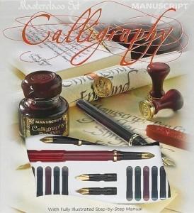 kalligrafisett