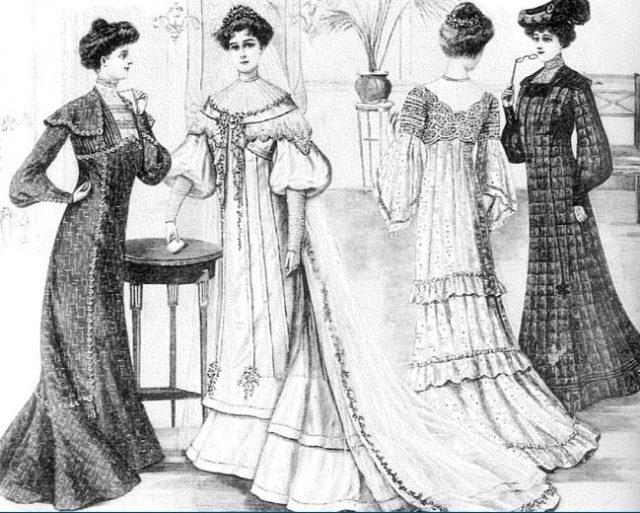 Siste mote fra Paris 1886