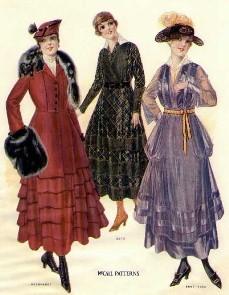 Mote fra 1910